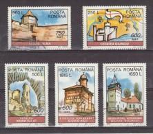 1995 -  Anniversaires(II) Mi No 5119/5123 Et Yv No 4277/5281 - 1948-.... Republics
