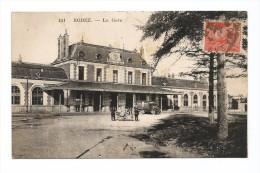 Rodez La Gare - Rodez