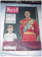 Paris Match 243 TRIESTE Affiches PUB TEHERAN  PROCES MOSSADEGH 11/53 - Algemene Informatie
