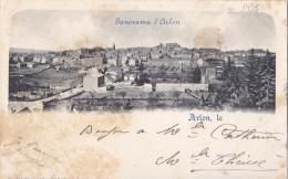 1435# PANORAMA ARLON 1898 TAXE LUXEMBOURG - Arlon