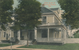 U.S.A. - TEXAS - HOUSTON - Home Of M. E. Teetshorn - Houston
