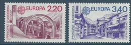 "Andorre YT 358 & 359 "" Europa ""1987 Neuf** - French Andorra"