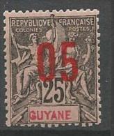 GUYANE N�  69  NEUF** SANS  CHARNIERE / MNH