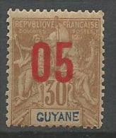 GUYANE N�  70  NEUF** LUXE SANS  CHARNIERE / MNH