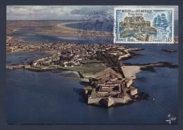 Carte Premier Jour 1976 Musée De L'atlantique - 1970-1979