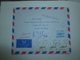 Lettresoudan 1981 Bateau - Soudan (1954-...)
