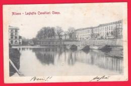 MILANO - LAGHETTO CANOTTIERI OLONA - Milano