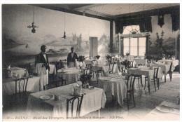 CPA BATNA HOTEL DES ETRANGERS UNE DES SALLE A MANGER ND PHOTO 81 SERVEURS - Batna