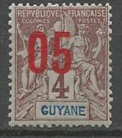 GUYANE N�  67  NEUF**  SANS  CHARNIERE / MNH