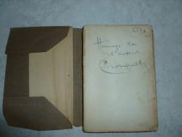 Roger Crouquet La Croisiere Blanche 1928 Dedicacé (livre De Guerre) - Livres, BD, Revues