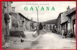 55 RUPT-aux-NONAINS - Rue D'haironville - Other Municipalities