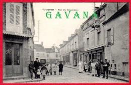 77 TOUQUIN - Rue Du Commerce - Frankreich