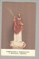 SAN MARCELLINO....SANTINO....HOLY CARD..SANTINI - Religione & Esoterismo