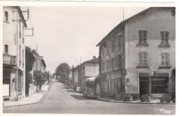 CPSM POUILLY S CHARLIEU LOIRE ROUTE DE CHARLIEU ED CIM - Autres Communes