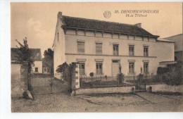 10.Denderwindeke Huis Thibault - Ninove