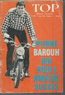 TOP Réalités Jeunesse  N° 329 - PIERRE BAROUH - SHEILA - CILLA BLACK - EDDY MITCHELL - C. LEBAIL -  MARS  1965 - Ohne Zuordnung