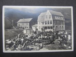AK Hotel Norangsdal Fivelstadhaugen Norangsdal Ca.1930 /// D*18777 - Norwegen