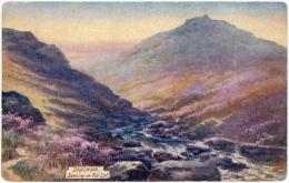 Dartmoor  Evening On The Lyd - United Kingdom - Non Classificati