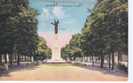 20- Orléans - Le Monument De La Victoire - Boulevard De Verdun - Sonstige Gemeinden