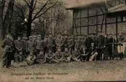 Allemagne, Prisonniers De Guerre Anglais Wahner Heide - Weltkrieg 1914-18