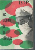 TOP Réalités Jeunesse  N° 394 - TRENET - BECAUD - LULU - LES VENETTES - GEORGES BRASSENS ( SETE - CETTE ) - JUIN  1966 - Livres, BD, Revues