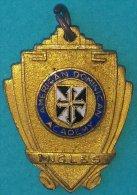 PIN-55  CUBA MEDALLA DE ESCUELA. SCHOOL MEDALLS. AMERICAN DOMINICAN SCHOOL. INGLES. - Tokens & Medals