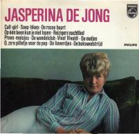 * LP *  JASPERINA DE JONG - SAME (Holland 1967 EX-!!!) - Humor, Cabaret