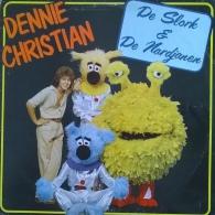 * LP *  DENNIE CHRISTIAN - DE SLORK & DE NARDJANEN (Holland 1979 EX!!!) - Kinderen