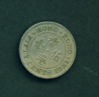 HONG KONG  -  1951  50c  Circulated Coin - Hong Kong