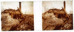 VERASCOPE  -  Tranchée  -  Guerre 1914-1918 - Guerre 1914-18