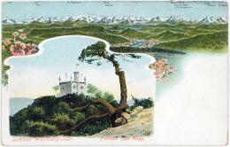 Schloss Wartburg Sali  - Switzerland - SO Soleure