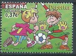 ESPAGNE SPANIEN SPAIN 2013 FROM SHEET HB VALORES CÍVICOS ESCOLARES:Deporte 0.37€ MI 4812 SG 4790c SC 3927c YV 4517 - 1931-Heute: 2. Rep. - ... Juan Carlos I
