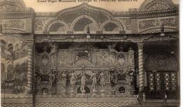 Orgue Monumental Electrique Du Théâtre AEROGYNE - Alcazar D'été Cirque Fête Foraine - Arrondissement: 08