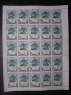 "RUSSIA 1976 MNH (**)YVERT 4325 Icebreaker ""Ermak"" Le Brise-glace ""Ermak""Eisbrecher ""Ermak"" - Full Sheets"