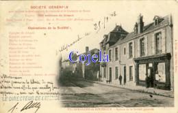 12 - Villefranche-de-Rouergue - Agence De La Société Générale - Villefranche De Rouergue