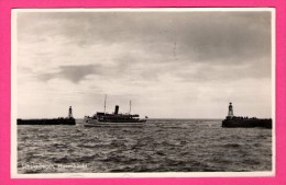 Scheveningen - Havenhoofd - Paquebot - HOLLAND - 1951 - Scheveningen