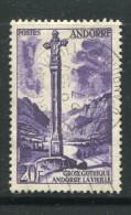 Andorre Y&T N°148 Oblitéré