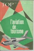 TOP Réalités Jeunesse  N° 455 - GUY BEART - L'AVIATION DE TOURISME - AOUT 1967 - Livres, BD, Revues