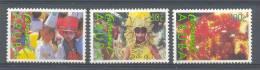 Mkc0054 CARNAVAL LIGHT PARADE LICHTOPTOCHT ARUBA 1989 PF/MNH - Carnaval