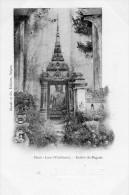 Haut-Laos (Vientiane) - Entrée De Pagode - Laos