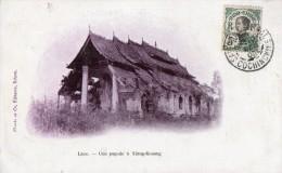 Laos - Une Pagode à Xieng-Kouang - Laos