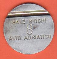 Alto Adriatico Sale Giochi Telephone (?) - Italy