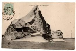 CPA POLAIRE ANTARCTIQUE - TAAF : Franse Zuidpoolgewesten