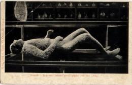 Pompei : Impronta Umana - Italy