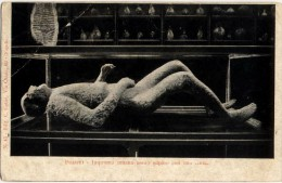Pompei : Impronta Umana - Italia