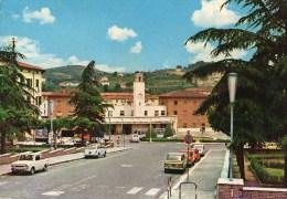Poggibonsi (SI) - Piazza Mazzini - Stazione Ferroviaria - Italien