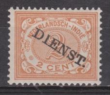 Nederlands Indie Netherlands Indies Dutch Indies D 11 MNH ; DIENST Zegels, Service Stamps 1911 - Indonesië