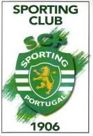 Sporting Club, Stemma Calcio Soccer, Football (cartolina) - Calcio