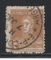 Argentina 1923. Scott #341 (U) General, Jose De San Martin * - Argentinië