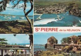 ILE De La REUNION St Pierre  Le Port De Plaisance  Vue Aérienne - Saint Pierre
